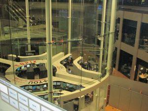 Tokyo Stock Exchange - Börse Japan: von innen