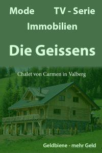 Die Geissens Carmen und Robert Geis: Roberto Geissini und Haus in Valberg - die Geissens Valberg