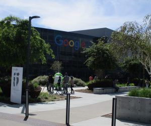 Google Park in Silicon Valley Kalifornien - Traumjob Google