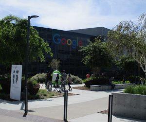 Google Park in Silicon Valley Kalifornien - Traumjob Google