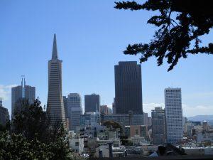 San Francisco Skyline - Startups und Gründer