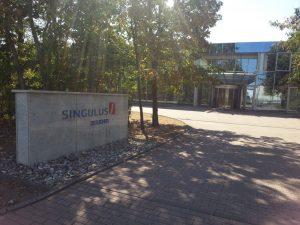 Karriere machen und sich beruflich weiterentwickeln bei Singulus Technologies AG