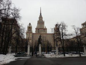 Lomonossow-Universität in Moskau - Hochschulstudium in Russland