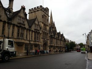 Universität Oxford: Unistudium an der Eliteuniversität