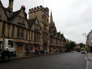 Universität Oxford: Unistudium an der Eliteuniversität
