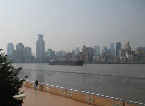 Bund Shanghai: Bankhaus und Unternehmen