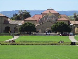 Stanford University im Silicon Valley,Studium Startup